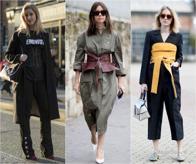 Мода и стиль: 10 главных трендов весны 2017 с улиц Парижа, Нью-Йорка, Лондона и Милана
