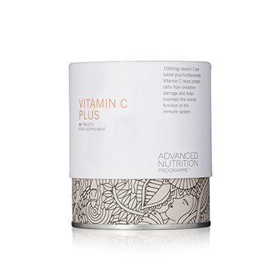Advanced Nutrition Programme Vitamin C Plus - skin nerd recommends