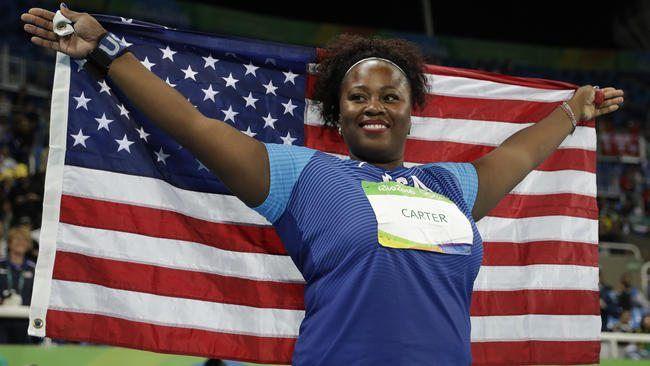 Rio 2016 atletica:  Michelle Carter vince il peso conquistando quel titolo che…
