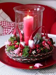 Weihnachtskranz Wichteltanz