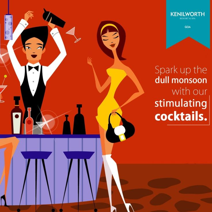 Stay in high spirits with the spine-chilling punch of vigour and vitality. Zest up your days with our sinful cocktails only at Lobby Bar!