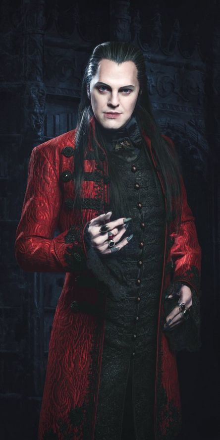Graf von Krolock (Ivan Ozhogin - Иван Ожогин). Tanz der Vampire. Бал Вампиров