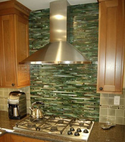 17 best images about bamboo glass tiles on pinterest Bamboo backsplash
