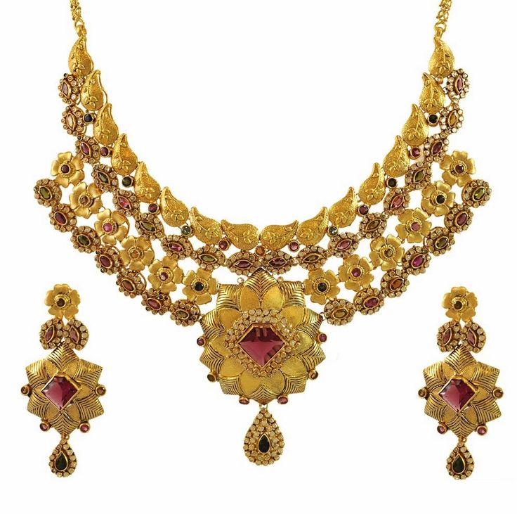 Wedding Necklace Designs
