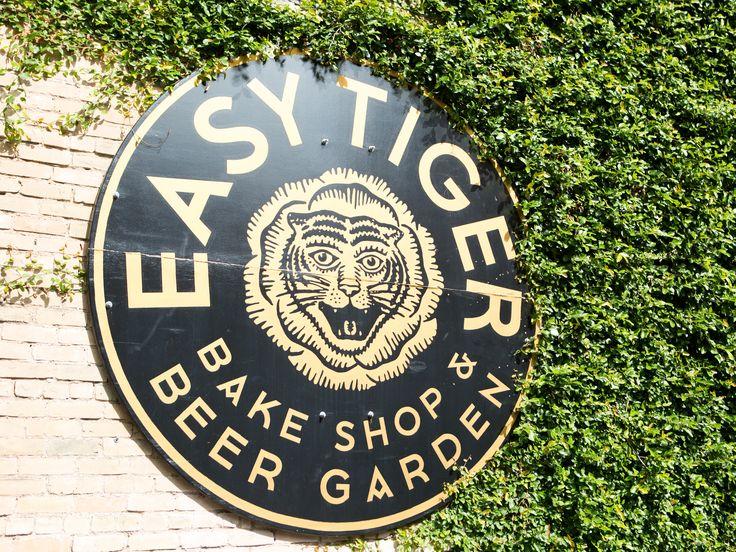 """Easy Tiger Bake Shop & Beer Garden 709 E. 6th St. """"I've"""