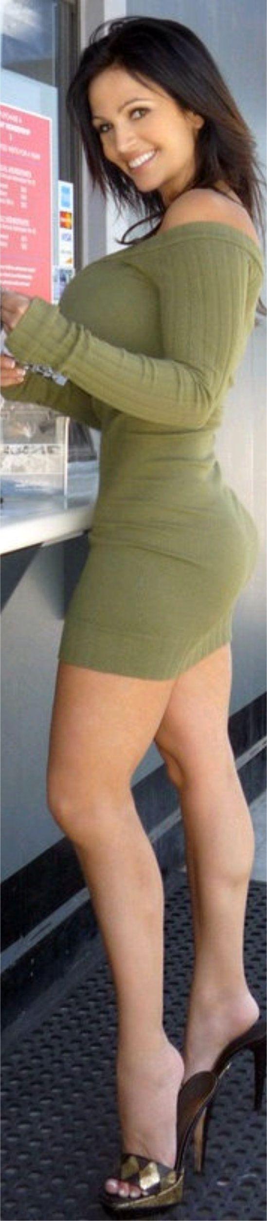 Pinterest tight dress hot girls