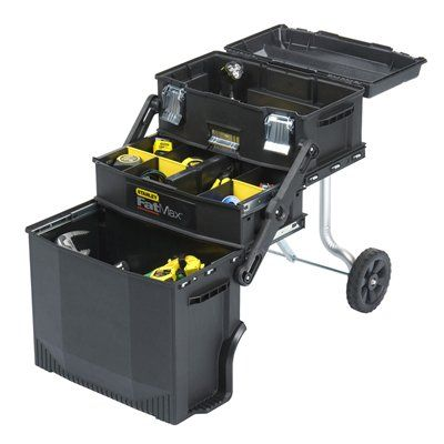 Stanley FatMax® 4-in-1 Mobile Workstation