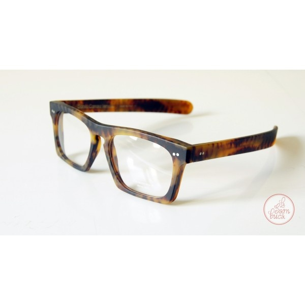 Tortoise frames glasses - Unique hand made glasses from Venice, made in italy