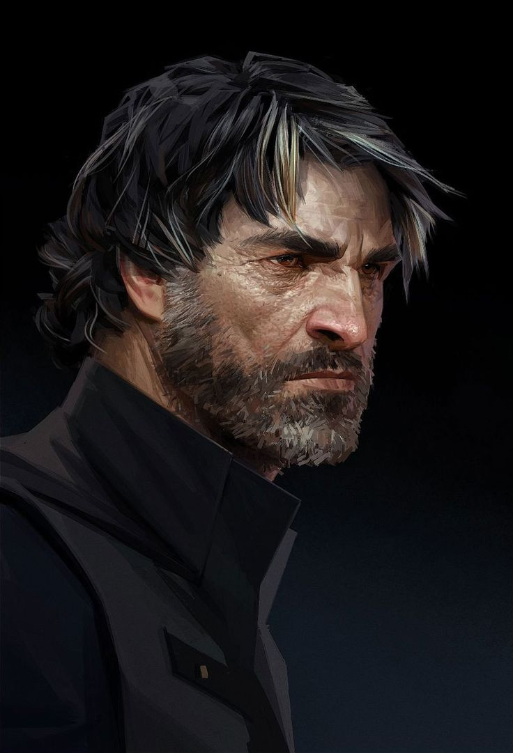 Corvo Face from Dishonored 2                                                                                                                                                      More