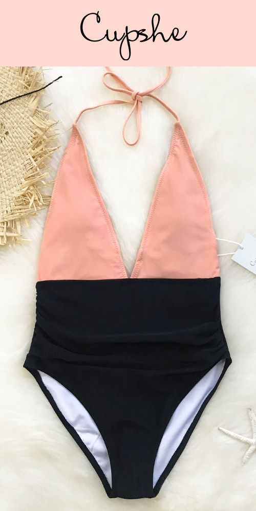 New arrival! Have yourself a wonderful rest, escaping busy work now~ Your perfect family getaway awaits you at Beaches. Suit in this pretty one-piece, it gonna highlight your beauty and confidence! Free shipping & Shop now~