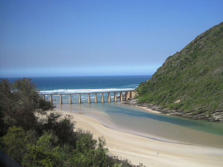 The Kaaimans River Bridge, Wilderness, South Africa. BelAfrique - Your Personal Travel Planner - www.belafrique.co.za