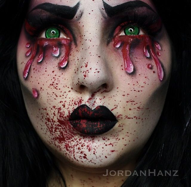 thanks for the love on my last post full product details on it as well using cosmetics makeup professional makeup and - Halloween Makeup Professional