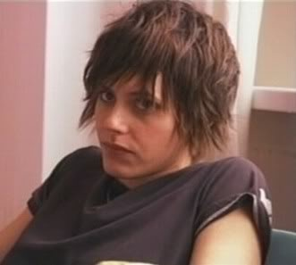 Shane McCutcheon - The L Word. Love it when she looks angry.