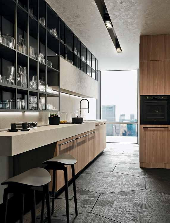 25 best Terra Loft images on Pinterest - kche schwarz matt