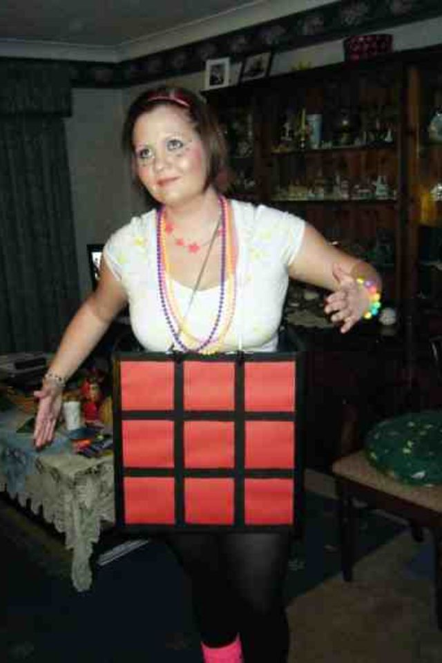 Twister fancy dress