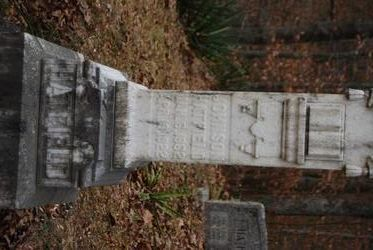 The grave of Johnson 'Johnse' Hatfield, Birth: Jan. 6, 1862, Death: Apr. 19, 1922. His romance with Rosanne McCoy was one of the factors that sparked the legendary feud between the Hatfields and McCoys.