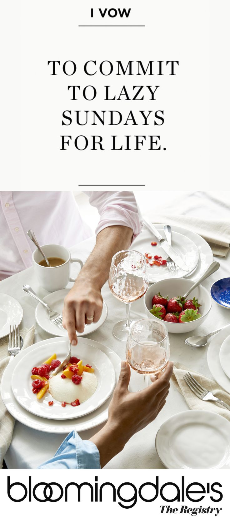 129 best little registry guide images on pinterest effortlessly elegant dinnerware from makes lingering over french toast even more of a treat create a registry with bloomingdales and receive up to off junglespirit Image collections