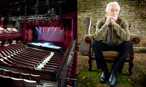 Kenny Rogers - Once Again it's Christmas Ft.  Linda Davis Casino Concert Package