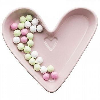 www.presentjakt.se: En vacker skål att servera godsaker på som samtidigt skänker hjälp åt dem som forskar inom det viktiga området hjärt- och lungsjukdomar.