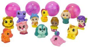 Squinkies Bubble Pack - Series Seven by Blip Toys. $9.93. Collet them all. Booklet included with numbered figures for easy collectability. Bubble pack includes 16 different Squinkies. 100's of Squinkies to collect. Kitties, puppies, babies, ponies and friends: which Squinkies will you get. From the Manufacturer                The world of Squinkies fits in the palm of your hand. These soft and squishy figures are so cute you'll want to collect them all. The Squinkies come in th...