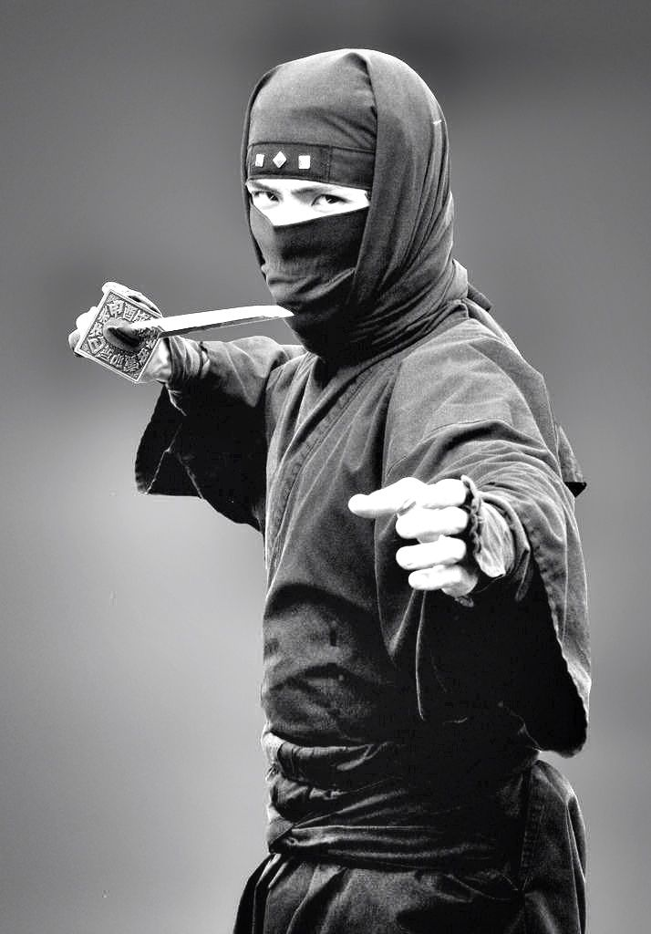 Ninja- my back up paln