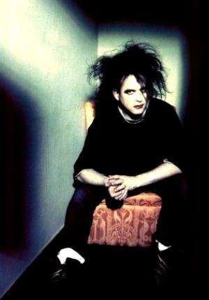 "Robert Smith: One of the editor's drew a picture of him and hung it up above the office to ""make sure we were all working."""