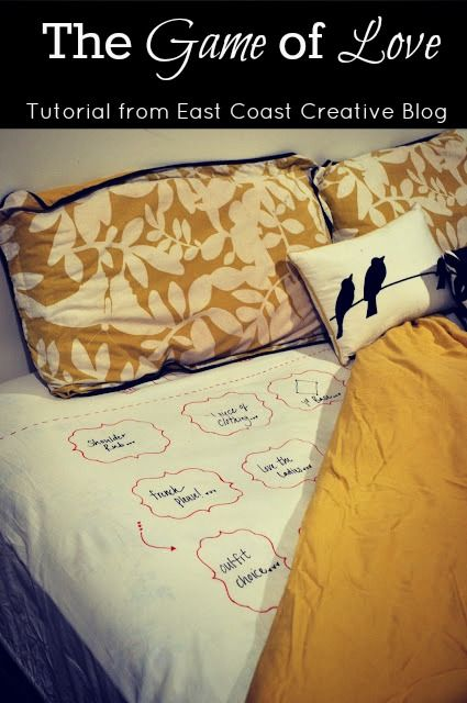 It's time to play the Game of LOVE!   #funbedroomgames #intimacy