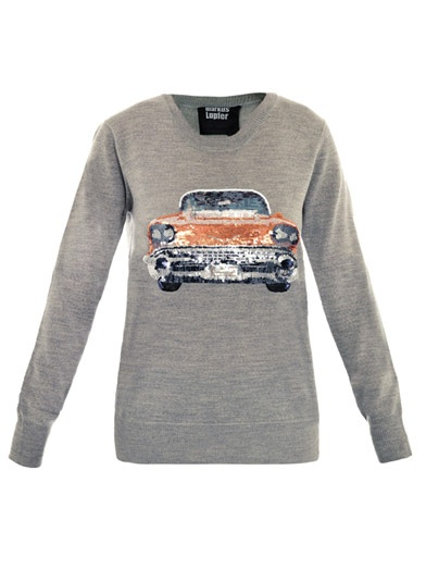 Cadillac sweater