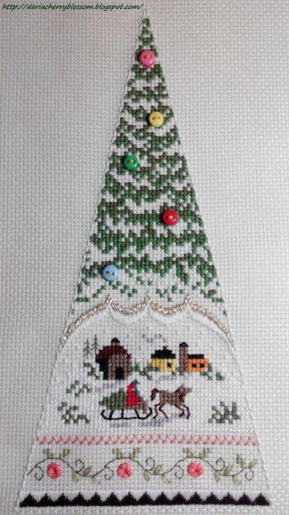 Gallery.ru / Фото #1 - Victoria Sampler Gingerbread Stitching - asdfgh2