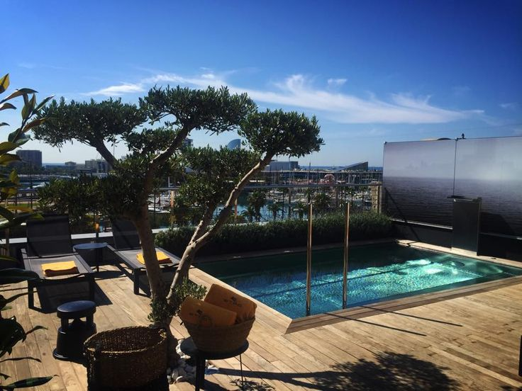 85 best Hotels in Barcelona images on Pinterest Hotels in - hotel barcelone avec piscine sur le toit