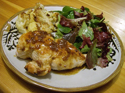 Chicken Breast with Shallot pan sauce: boneless skinless chicken ...