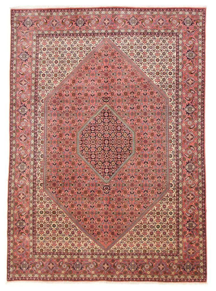 Bidjar Handgeknüpft Orientteppich   292 x 194  Rugs Perserteppich orient mattan