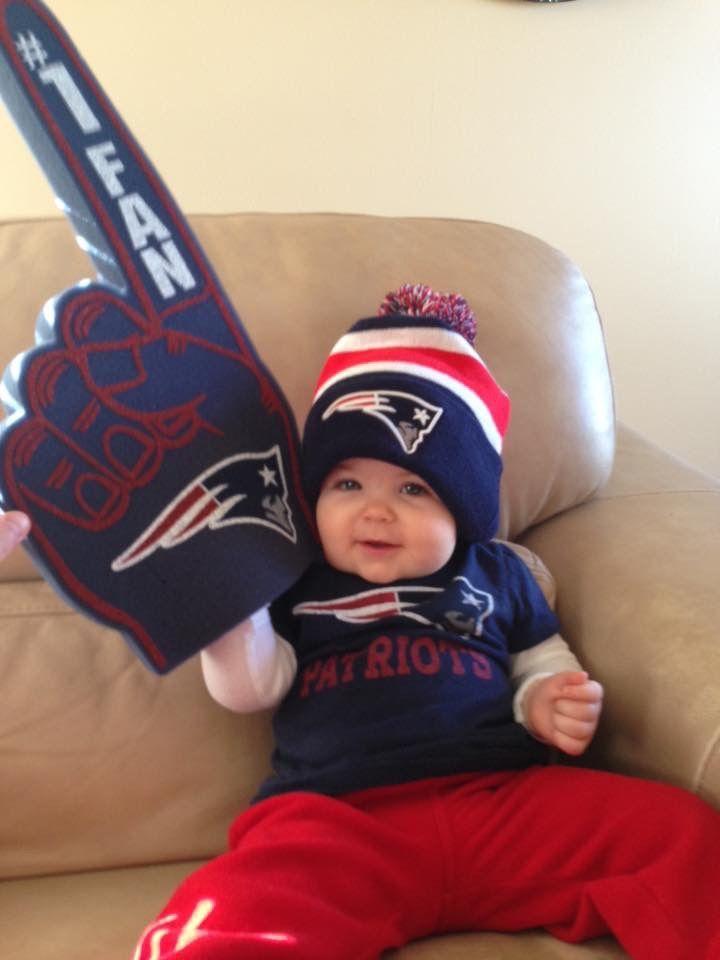 Go Pats! #Patriots #LilPats #Patsnation