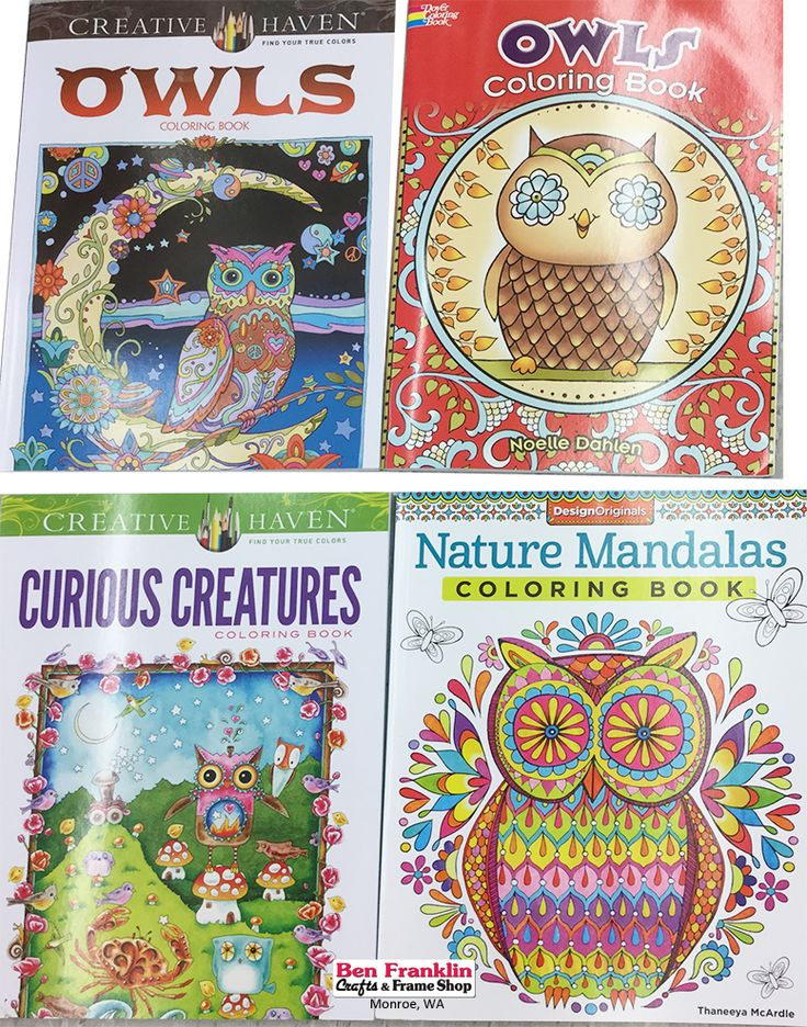 Our Huge Selection Of Adults Coloring Books And Postcards Includes Names Like Harry Potter Star Wars Millie Marotta Johanna Basford Kerby