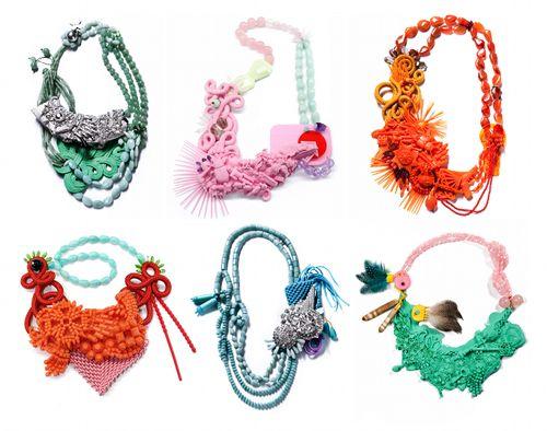 Denise Julia Reytan :: Art Jewelry - MAIYA - MY ADVENTURE IS YOUR ADVANTAGE :: ART / DESIGN / FASHION / DECOR