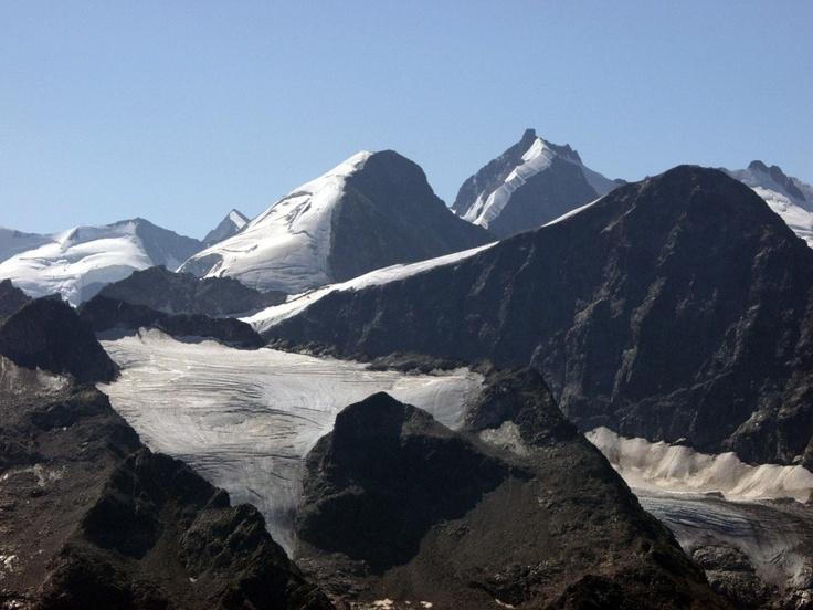 tripmii - Zu Riesen in Eis und Schnee - Pontresina – Piz Bernina und Morteratsch