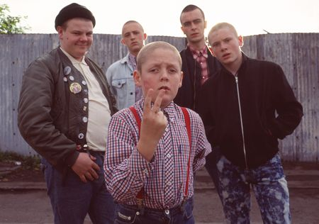 Shaun. This is England.