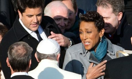Good Morning America host Robin Roberts comes out