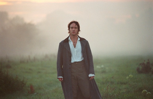 what is MR.Darcy's first name?