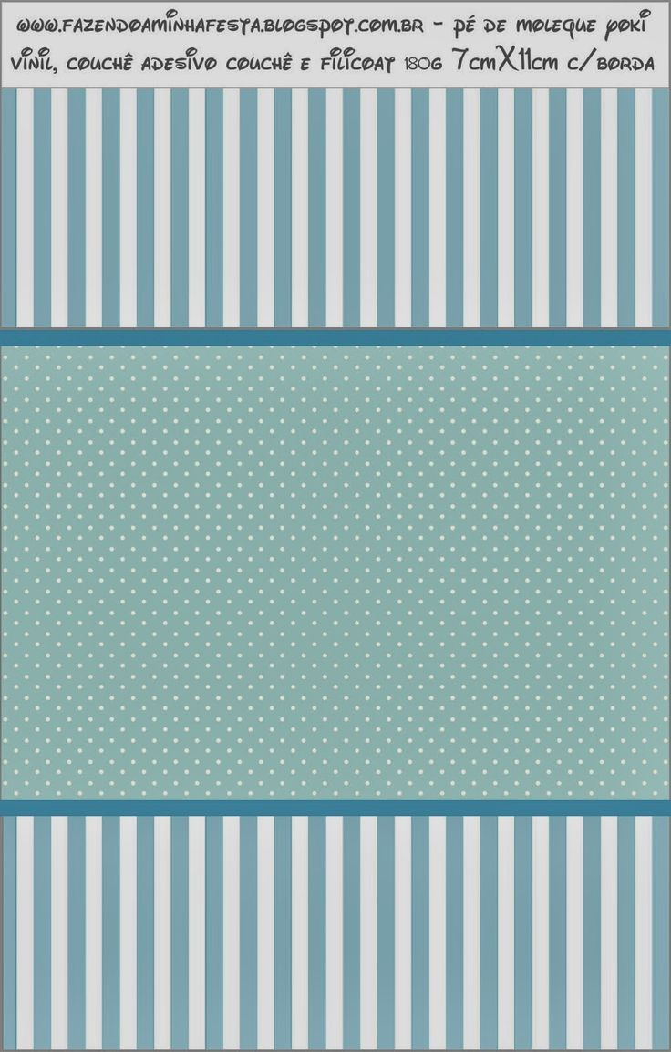 light-blue-stipes-and-polka-dots-free-printables-056.jpg (1020×1600)