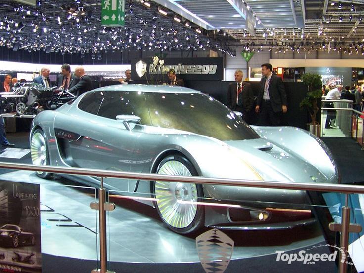 2009 Koenigsegg NLV Quant '콘셉트 카'