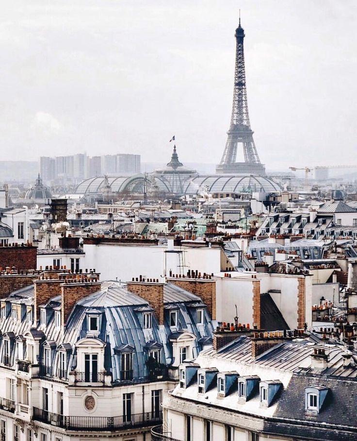 Paris, France for the ultimate romantic travel destination