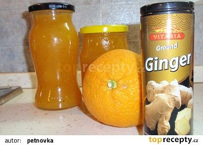 Dýňová marmeláda s citrusy recept - TopRecepty.cz