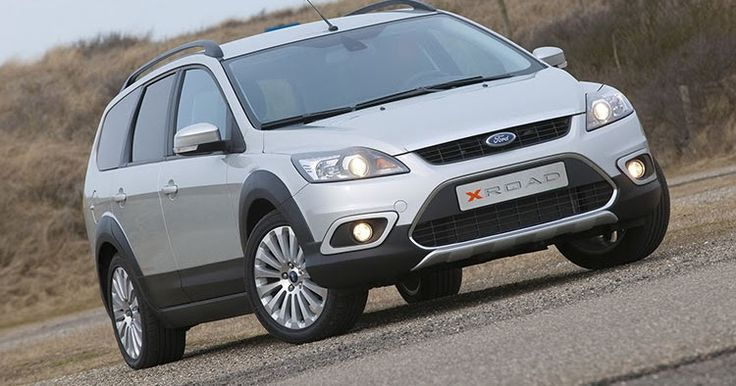 Ford's European Divison Wants Rugged Crossover Cars #Ford #Reports
