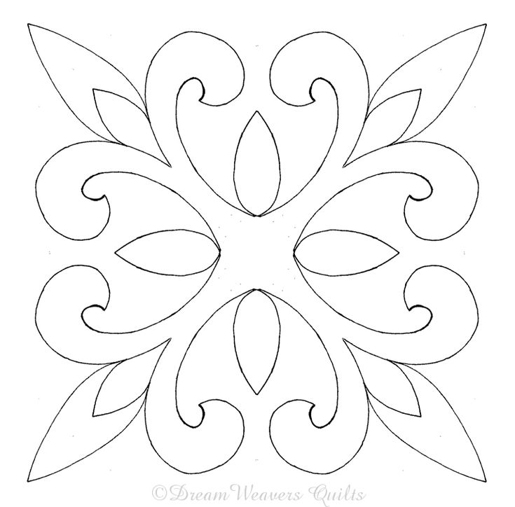 quilt stencil patterns free | Copyright law and the quilter | DreamWeaver's Quilts