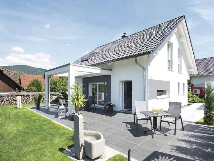 84 besten einfamilienhaus bilder auf pinterest for Smallhouse weberhaus