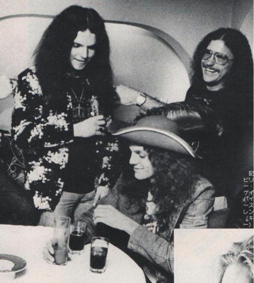 Freebird ~Allen Collins, Billy Powell, Gary Rossington