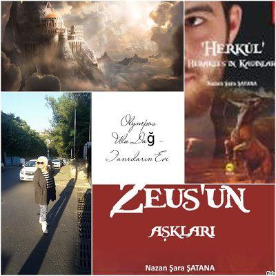 kitaplar:      OlymposUlu Dağ - Tanrıların Evi  nazanss.blog...