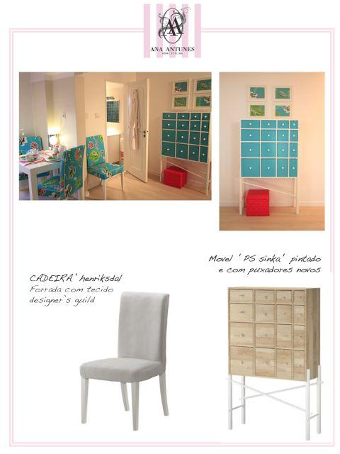 My Ikea Transformations - As minhas transformações Ikea