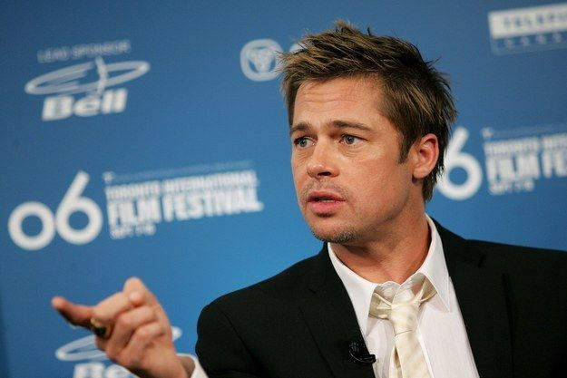 The Frat House Special | A Comprehensive History Of Brad Pitt's Hair